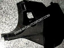 BMW E46 / E46 M3 Carbon fiber Interior Lower Kick Panels