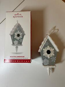 Hallmark Keepsake Beautiful Birdhouse 2016 Ornament