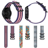 For Samsung Gear S2 Classic/ Gear Sport Watch Band Soft Nylon Replacement Strap