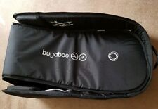 Bugaboo black transport bag / holiday pram bag, travel bag cameleon,  bee