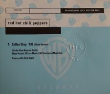RED HOT CHILI PEPPERS : COFFEE SHOP [ RARE CD MAXI PROMO ]