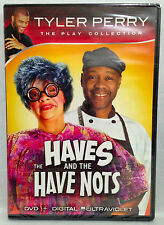 The Haves and the Have Nots (Tyler Perry DVD, 2012) Widescreen, BRAND NEW SEALED