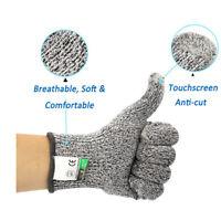 Schnittschutzhandschuhe mit Level 5 Schnittschutz Schnittfest Handschuhe XSbisXL