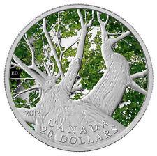 2013 Canada 1 oz Silver $20 Maple Canopy Autumn SKU #78034