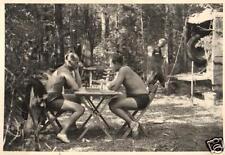 4443/ Originalfoto 7x10 nackte Soldaten, naked soldiers, Vintage Gay
