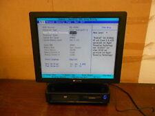 "GATEWAY Profile S 17"" Desktop P4 w/3 Ghz 1 GB Ram Cdrw Dvdrom Combo WORKING"