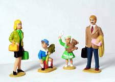 LGB 51400 - Familie - 4 Figuren für die Gartenbahn