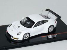 Ixo 1:43 Porsche 911 GT3 R Plain Body 2017 GTM120 Brand new
