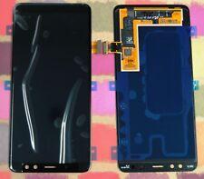 GENUINE BLACK SAMSUNG 2018 A8 SM-A530F A530DS GALAXY SCREEN AMOLED LCD DISPLAY
