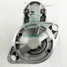MITSUBISHI FORKLIFT 1.1KW STARTER MOTOR 110292