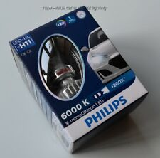 Philips X-treme Ultinon LED H11 Headlight 12V 22W 6000K +200% light bulb White