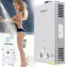 12L LPG Propane Gas Warmwasserbereiter Durchlauferhitzer Wasserspeicher 2800Pa