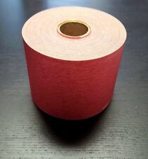 3M Red Sandpaper 150 Grit Continuous Roll stick it for longboard and block