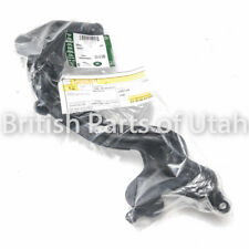 Jaguar XK XJ XF Water Pump Outlet Thermostat Crossover Pipe Tube OEM 2010~2015