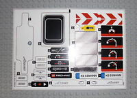 LEGO Technic 42043 Mercedes Benz Arocs 3245 - AUFKLEBER / STICKER Decals