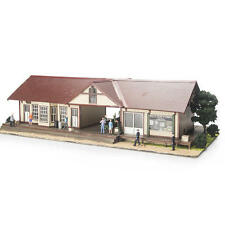 Menards ~ O Gauge Train Station