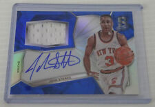 Autograph New York Knicks Original Basketball Trading Cards
