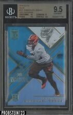 2016 The National Elite Blue Emmanuel Ogbah Browns RC Rookie 5/5 BGS 9.5 w/ 10