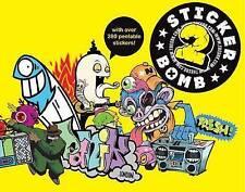 Stickerbomb 2 by Studio Rarekwai (Paperback, 2010)