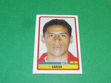 N°44 GERSON GARCIA BOLIVIA PANINI FOOTBALL COPA AMERICA 2007