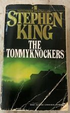 The Tommyknockers by Stephen King (Signet Books 1st Ed 1st Print Paperback 1988)