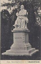 AUSTRIA - Graz - Hamerling Denkmal im Stadtpark