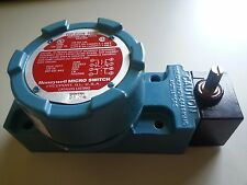 Honeywell BXN4L Switch Explosion proof switch precision limit switch