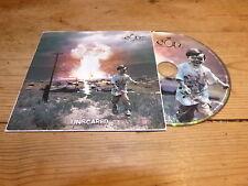 EON - UNSCARED !!!!!!!!!!METAL!!!!!!!!!!!! RARE CD PROMO !!!!!!!!!!!!