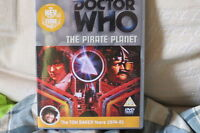 Doctor Who - The Pirate Planet (Édition Spéciale) VG / Bon État Dr Who Baker