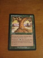 1x Moment's Peace, MP, Odyssey, Pauper EDH Commander Fog Flashback Instant