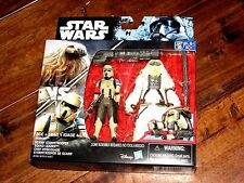 STAR WARS ROGUE ONE MOROFF & SCARIF STORMTROOPER DELUXE SET BRAND NEW MOVIE SET