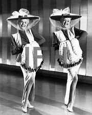 8x10 Print June Haver Betty Grable Dolly Sisters #8476