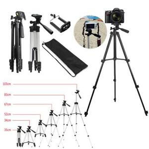 Flexible Camera Tripod Bluetooth Remote Stand Holder Mount for iPhone Samsung