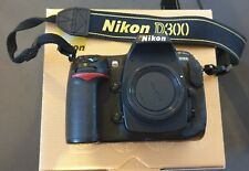 Nikon D300 Body Only - 11700 Shutter Actuations - Fully Boxed - 2 x Batteries