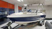 Monterey ski/wakeboard boat 4.3 v6  power boat