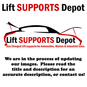 Qty 2 Fits Ford F250 350 450 550 Super Duty 2017 to 2020 Hood Lift Supports