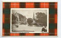 (Ld2226-465) Princes Street, EDINBURGH, Macfie Tartan, Unused G-VG