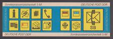 """DDR SMHD 11 ab """"Postsymbole"""" ungefaltet mit deutlicher neuen N auf DS4"""