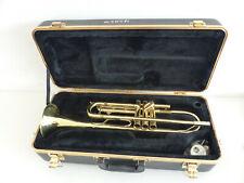 Bach USA TR300 Trompete Musikinstrument im Koffer G50481 gebraucht #
