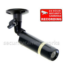 Security SONY CCD CCTV In/Outdoor Wide Angle Camera Color Video Surveillance BUT