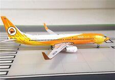 NokAir Boeing 737-800 Winglets HS-DBT Budhnampeth 1/400 diecast Phoenix Models