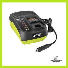 Ryobi One+ 14.4 - 18V Dual Chemistry Car Battery Charger