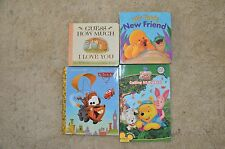Lot of Children Books - Guess How Much, New Friend, Cars 2, Calling all Piglets