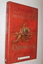 QUIMAIRA - VALERIO MASSIMO MANFREDI