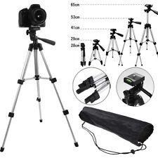 Universal Flexible Portable DV DSLR Camera Tripod for Sony Nikon + Nylon Bag