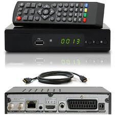 FULL HDTV HD Digital Sat Receiver M310 plus + HDMI Kabel DVB-S2 USB Scart DXH310