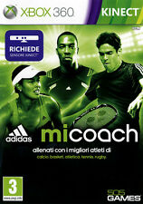 Adidas Mi-Coach (Kinect) XBOX 360 IT IMPORT 505 GAMES