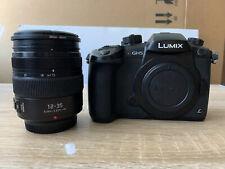 Panasonic GH5 Camera And Lumix 12-35mm F2.8 Ii Lens Bundle