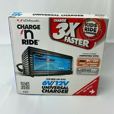 Schumacher Charge N Ride 6V/12V Automatic Universal Charger ( New Other)