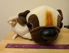 The Dog Artist Collection Plush Pug by Play Along 2004 Spins in Circles & Barks